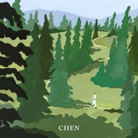 CHEN – APRIL, AND A FLOWER