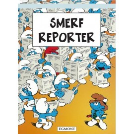 Smerfy - Smerf reporter