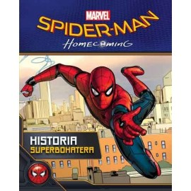 Spider-Man Homecoming -...