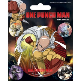 Naklejki - One Punch Man