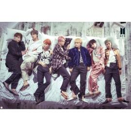 Duży plakat - BTS v2