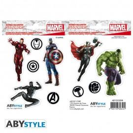 Naklejki- Marvel