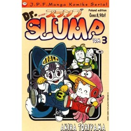 Dr. Slump - Tom 3