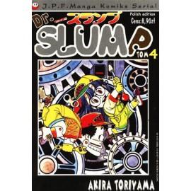 Dr. Slump - Tom 4