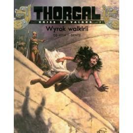 Thorgal - Wyrok walkirii Tom 2