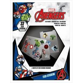 Naklejki na laptopa - Avengers