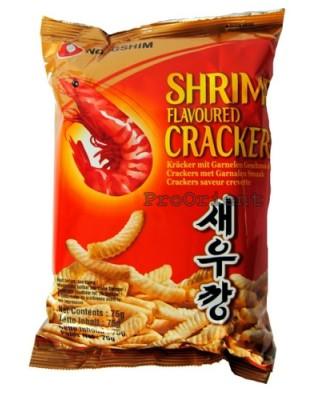 koreańskie słodycze przekaski chipsy sklep korean snacks poznan krewetki shrimps ostre