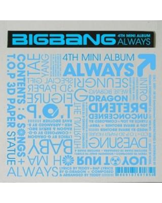BIGBANG - ALWAYS (MINI ALBUM)