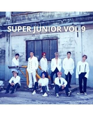 super junior album time slip płyta kpop sklep