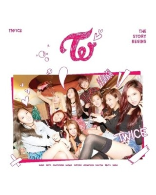 TWICE - THE STORY BEGINS...