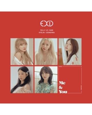EXID - WE (MINI ALBUM)