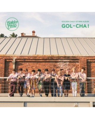 GOLDEN CHILD - GOL-CHA!...