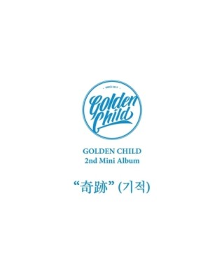 GOLDEN CHILD - MIRACLE (2ND...