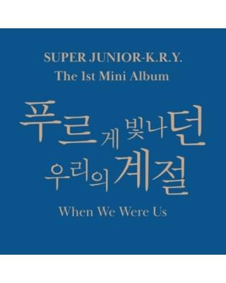 SUPER JUNIOR-K.R.Y. - WHEN...