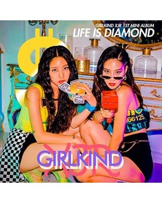 GIRLKIND XJR - Mini Album...