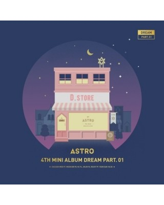 ASTRO - DREAM PART.01 (4TH...