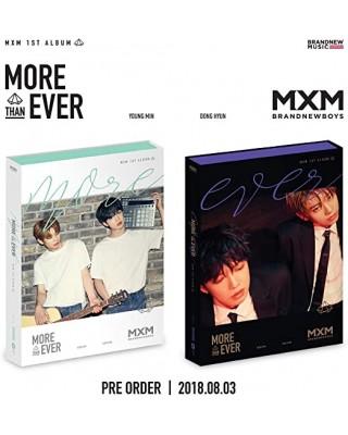 MXM (BRANDNEW BOYS) - Album...