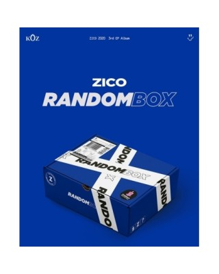 ZICO - RANDOM BOX (3RD MINI...