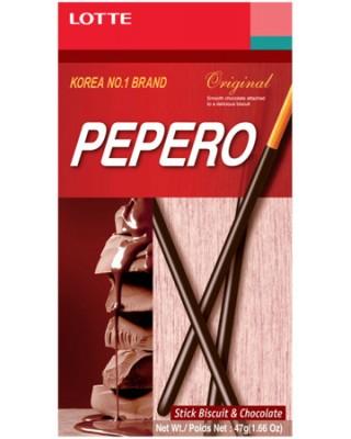 Pepero - koreańskie...