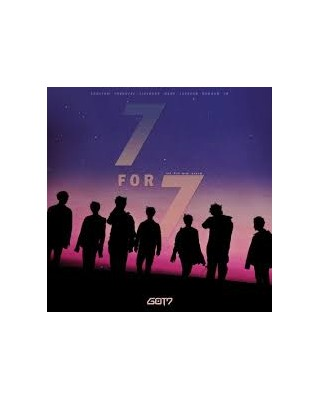 GOT7 - 7 FOR 7