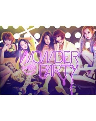 WONDER GIRLS - WONDER PARTY...