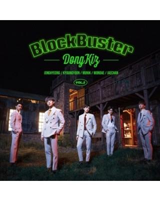 DONGKIZ - BLOCKBUSTER (2ND...