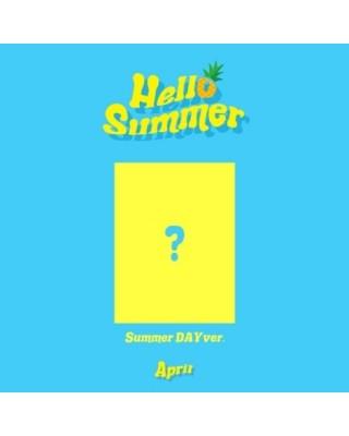 APRIL - HELLO SUMMER...