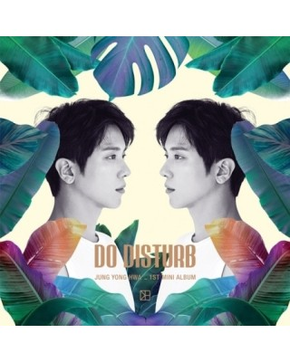 JUNG YONG HWA - DO DISTURB