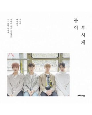 N.FLYING - SPRING SHINING...