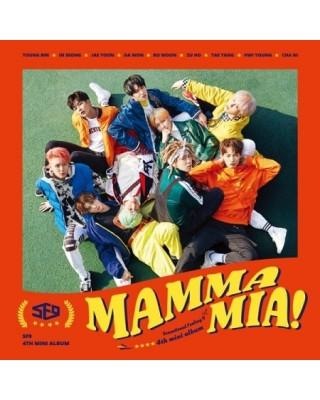 SF9 - MAMMA MIA! (4TH MINI...