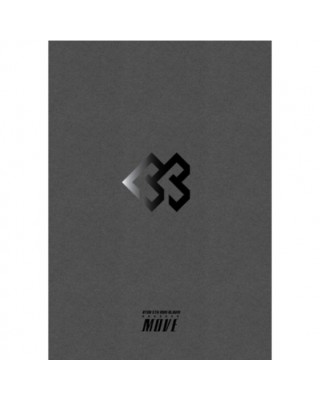 BTOB - MOVE (5TH MINI ALBUM)