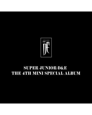 SUPER JUNIOR-D&E - 4TH MINI...
