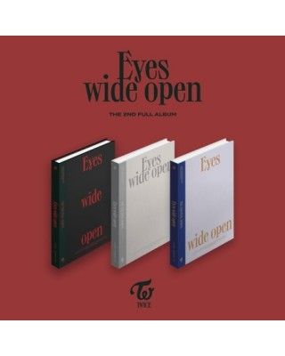 TWICE - VOL.2 [EYES WIDE OPEN]
