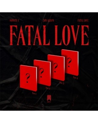 MONSTA X - VOL.3 [FATAL LOVE]