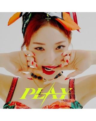 Plakat CHUNG HA - MAXI single