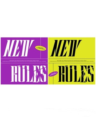 WEKI MEKI - NEW RULES (4TH...