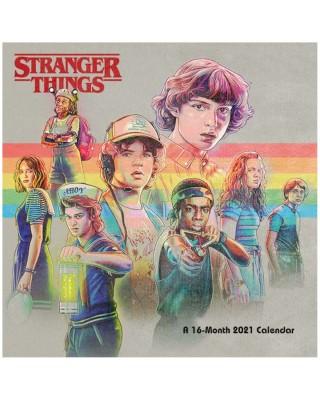 Stranger Things - kalendarz...