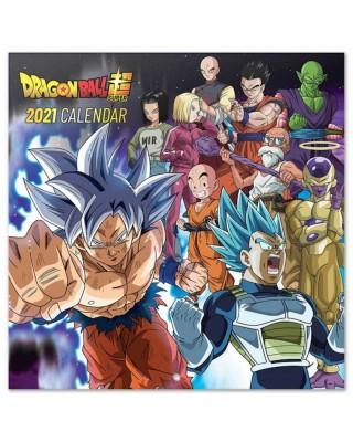 Dragon Ball - kalendarz na...