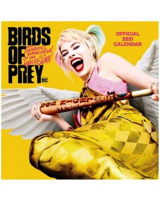 Birds Of Prey - kalendarz 2021
