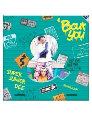 SUPER JUNIOR - D&E - BOUT...
