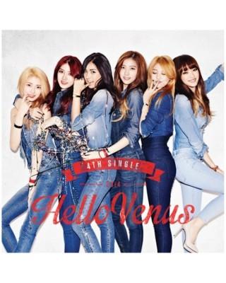 HELLOVENUS - 4TH SINGLE ALBUM