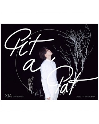 XIA - PIT A PAT (2ND MINI...