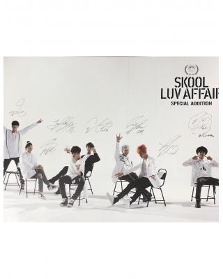 Plakat BTS - Skool Luv...