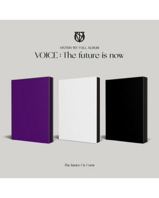 VICTON - VOL.1 [VOICE : THE...