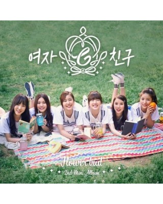 GFRIEND - FLOWER BUD (2ND...