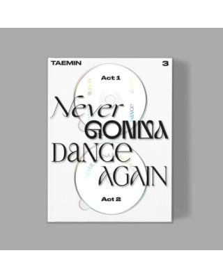 TAEMIN - VOL.3 [NEVER GONNA...