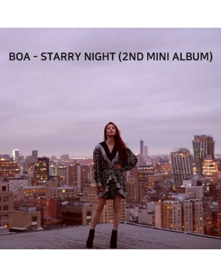 BOA - STARRY NIGHT (2ND...