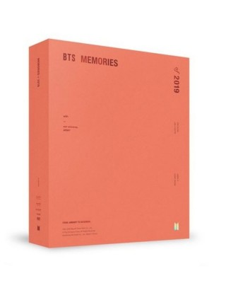 BTS - MEMORIES OF 2019 DVD...