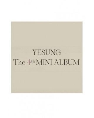 YESUNG - 4TH MINI ALBUM...