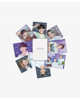 BTS - SOWOOZOO MINI PHOTO CARD